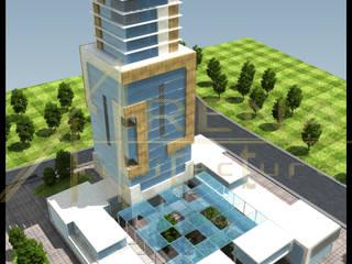 Paragon Tower ARENA MİMARLIK Modern