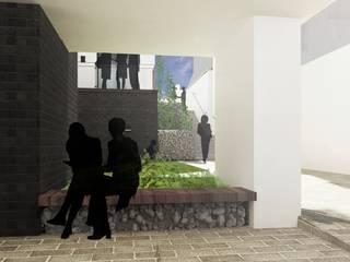UCCLE: Maisons de style  par ARCHIWIND