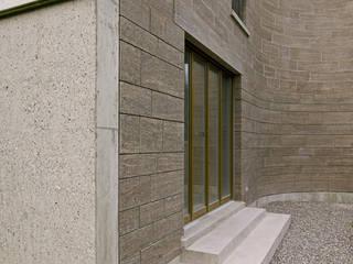 Detail Gartenfassade:  Häuser von Käferstein & Meister   Dipl. Architekten ETH BSA SIA
