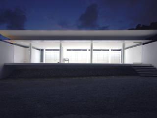Modern study/office by 門一級建築士事務所 Modern