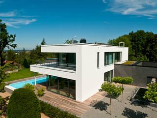 Maisons originales par 21-arch GmbH Éclectique