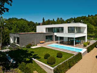 21-arch GmbH Eclectic style houses