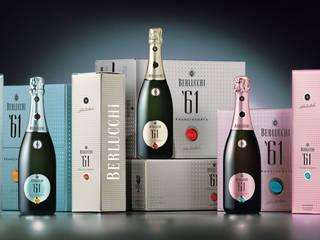 Guido Berlucchi linea '61:  in stile  di Sga Corporate & Packaging Design