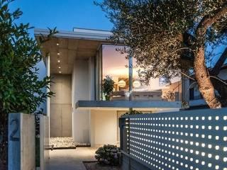 Casa TH: Case in stile  di Studio Architettura Scattola Associati