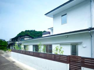 中庭の家: 鶴巻デザイン室が手掛けた家です。,