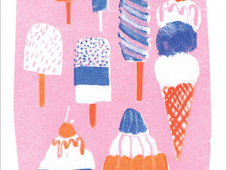 ICE CREAMS by Louise Lockhart:  de style  par Slap