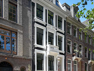Renovatie herenhuis Vondelbuurt Klassieke huizen van Lumen Architectuur Klassiek