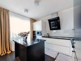 Projekty,  Kuchnia zaprojektowane przez Angelika Moroz interior design ,