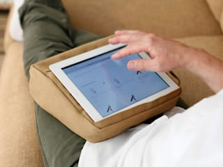 iPad Pillow:   by Bosign