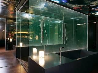 Baños de estilo ecléctico de RAFAEL VARGAS FOTOGRAFIA SL Ecléctico