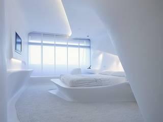 Dormitorios de estilo ecléctico de RAFAEL VARGAS FOTOGRAFIA SL Ecléctico