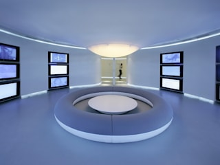 Koridor & Tangga Modern Oleh RAFAEL VARGAS FOTOGRAFIA SL Modern
