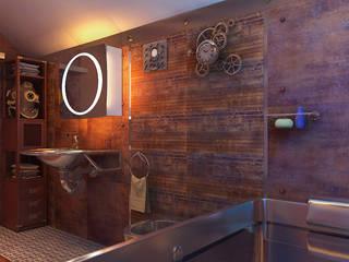 Architoria 3Dが手掛けた浴室