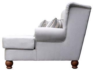 Fotel Dreamer Wielki od www.hamptonhouse.pl: styl , w kategorii  zaprojektowany przez Hampton House