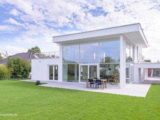 Projekty,  Domy zaprojektowane przez Immotionelles