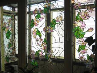 Klassischer Balkon, Veranda & Terrasse von Абрикос Klassisch