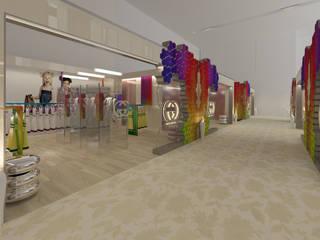 Inan AYDOGAN /IA Interior Design Office Exhibition centres