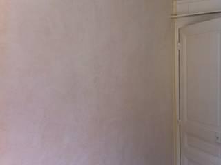 Stuc contemporain: Salon de style  par AR Decor - Peinture de décoration