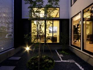 Сад в эклектичном стиле от artect design - アルテクト デザイン Эклектичный