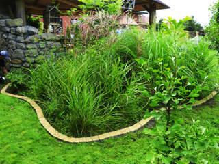 Ogród traw: styl , w kategorii  zaprojektowany przez Projekt M