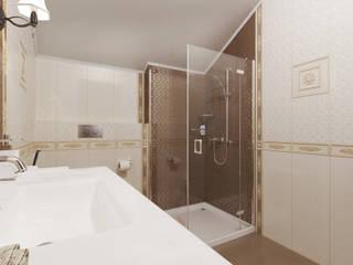 Classic style bathrooms by Aleksandra Kostyuchkova Classic