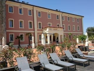 Hotels by Dimitri Montanari