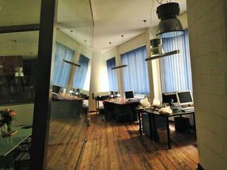 studio di architettura Studio moderno di studio architettura terzaghi Moderno