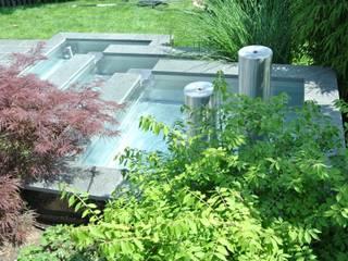 Edelstahl Atelier Crouse: Jardines modernos: Ideas, imágenes y decoración