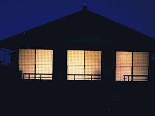 茶室作例集 モダンな 家 の 樹・中村昌平建築事務所 モダン