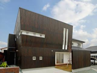 八代の住処 モダンな 家 の 岩瀬隆広建築設計 モダン