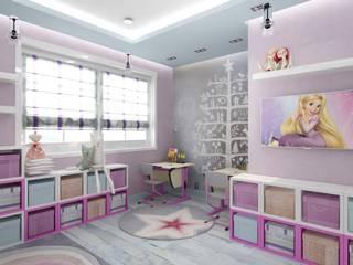 Eclectic DesignStudio Eclectic style nursery/kids room