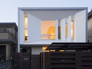 大江の住処: 岩瀬隆広建築設計が手掛けた家です。,