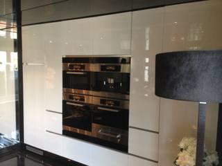 Kitchen respray:   by ProSpray London Ltd