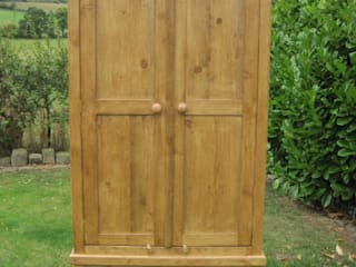 Made to Measure Reclaimed Pine Wardrobes UKAA | UK Architectural Antiques BedroomWardrobes & closets