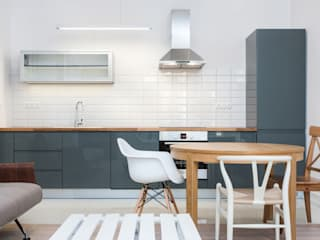 Scandinavian style kitchen by UNQO Scandinavian