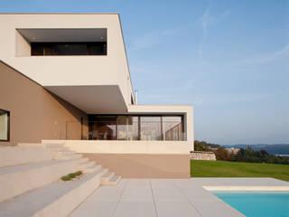 Wohnhaus P. - Oberösterreich Frohring Ablinger Architekten Moderne Häuser