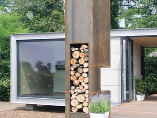 Modern houses by Dingemans Architectuur Modern