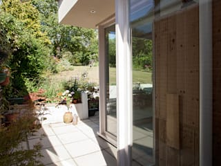 Private House in Epsom, Surrey Modern conservatory by Francesco Pierazzi Architects Modern