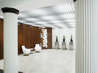 Office buildings by Raca Architekci
