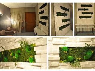 Réalisation !: Hôtels de style  par Evo green design