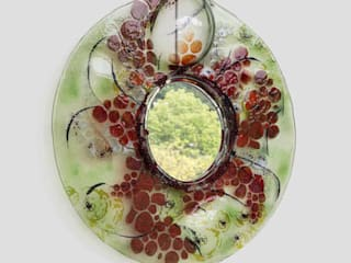 Miroir par Lueur de verre Éclectique