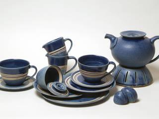 Landhaus Geschirr:   von Keramikwerkstatt Susanne Behrens