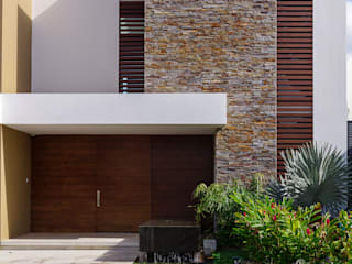 Case moderne di Enrique Cabrera Arquitecto Moderno