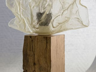 Lampes par Lueur de verre Éclectique