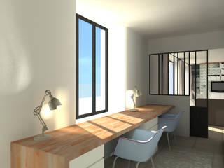 Aménagement d'un loft:  de style  par Archi'Clem