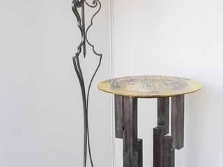 Tables par Lueur de verre Moderne