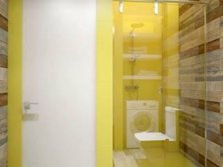 인더스트리얼 욕실 by YOUR PROJECT 인더스트리얼