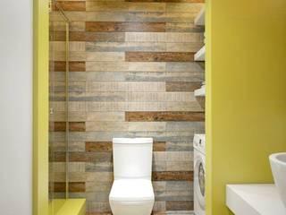 Casas de banho  por YOUR PROJECT, Industrial