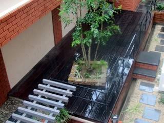 Jardin moderne par 空間工房 欅 Moderne