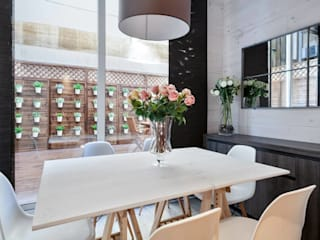 Modern dining room by Time2dsign Modern